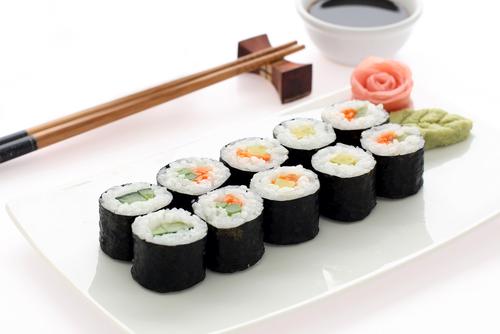 Sushi- Healthy Super food