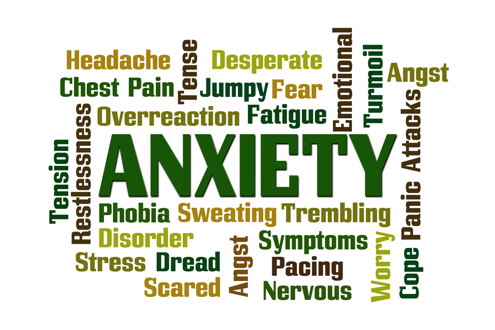 How to cope up with Anxiety disorder?