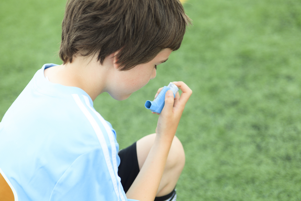 Regarding childhood asthma - ReliableRxPharmacy Health Blog