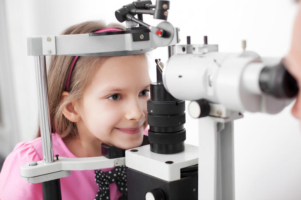 Pink Eye in Children