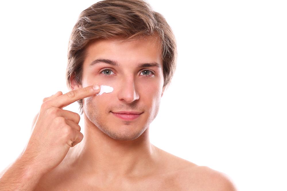 Skin Care in Men