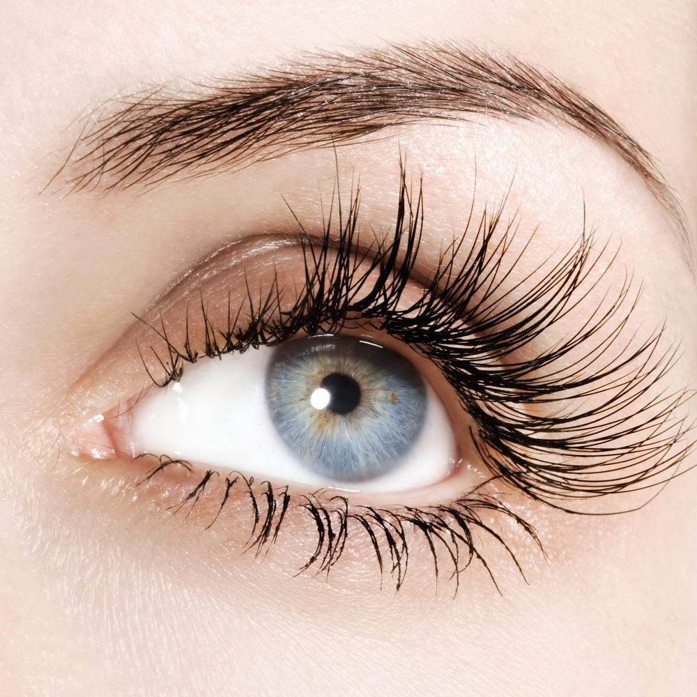 loss of eye lashes