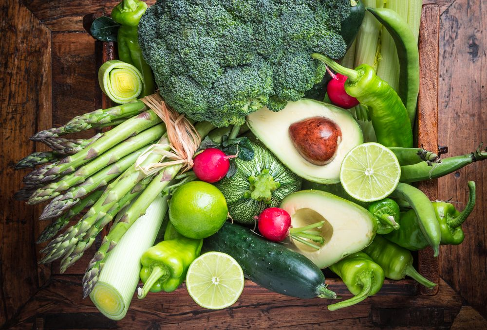 Fruits and Veggies for Healthier Eyes