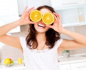 Fruits for Healthier Eyes