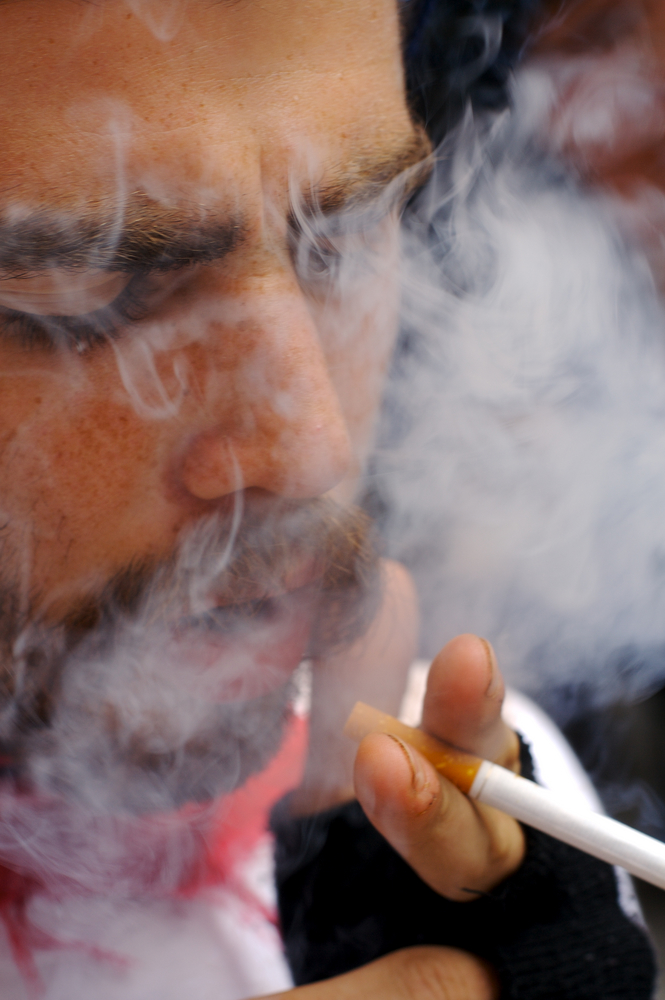 Issues with Secondhand smoke