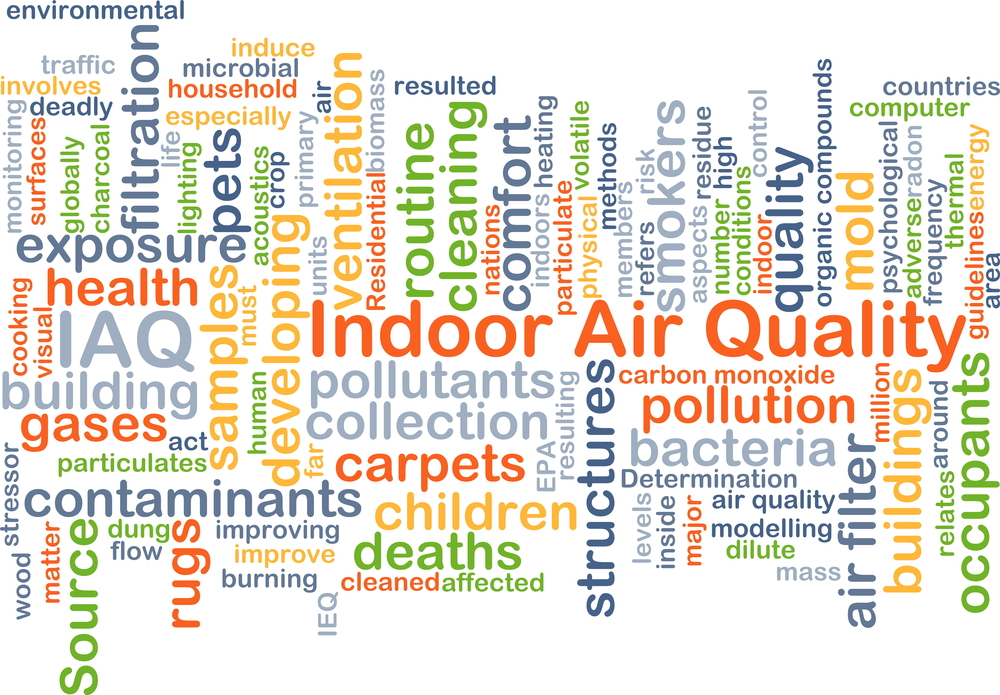 Asthma with Indoor Air Pollution