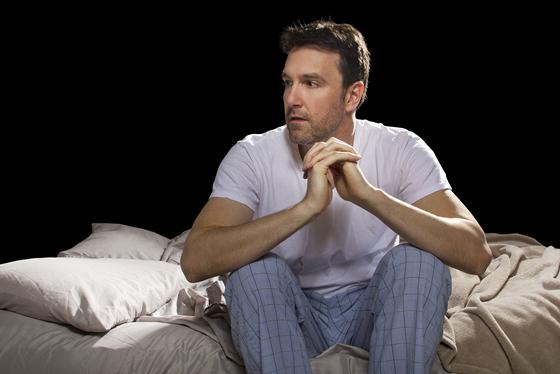 Stress affects men's health