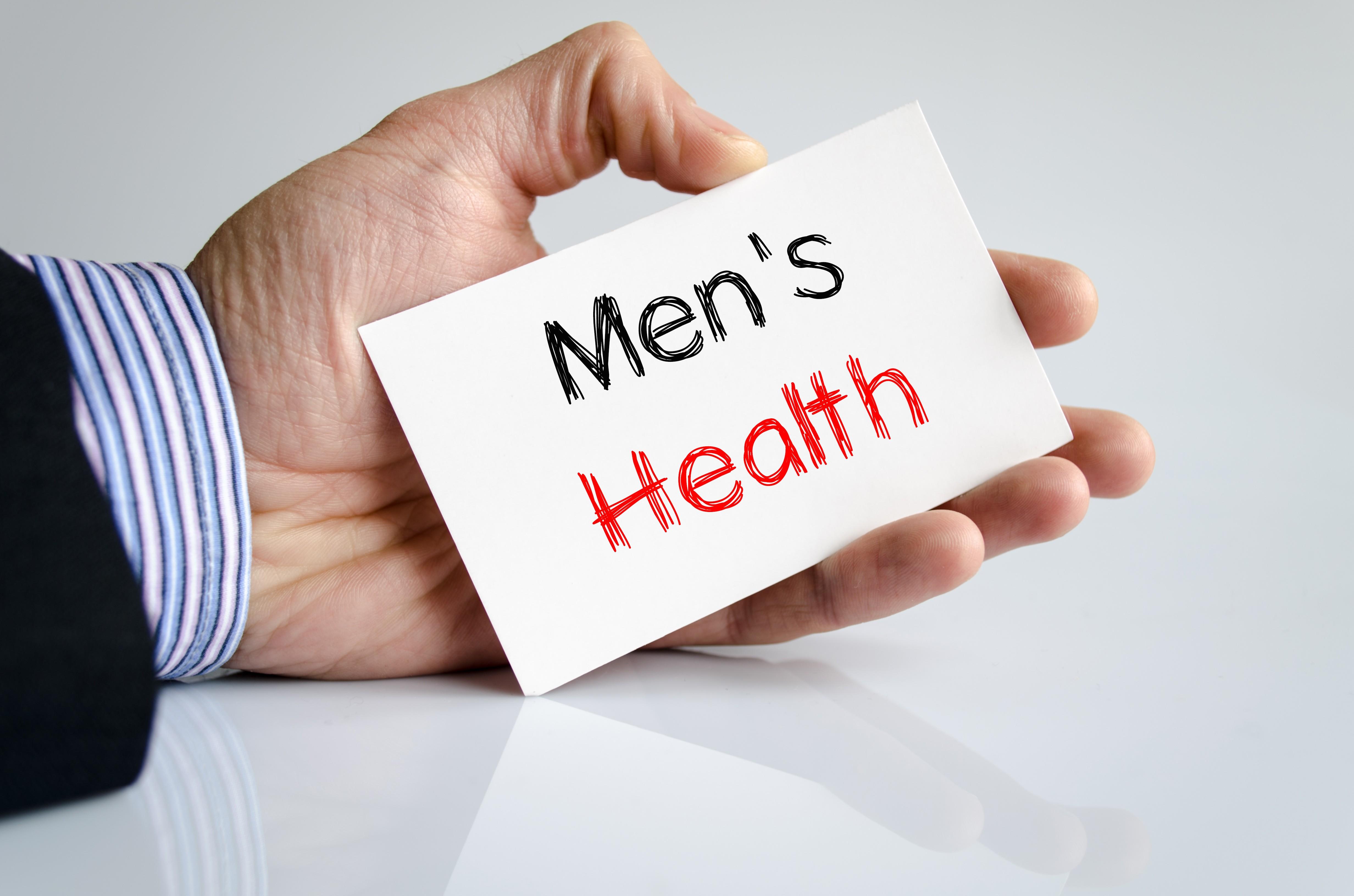 Health screenings as an indicator of men's health