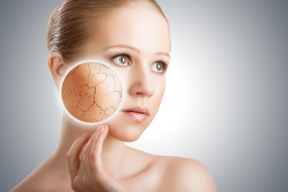 The best ways to treat skin dryness