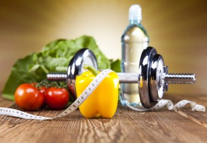 Healthy diet foods work well with lifestyle changes