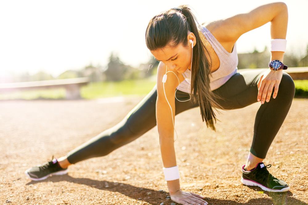 Everyday activities allow you to burn extra calories