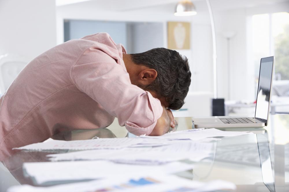 6 ways stress affects men's health