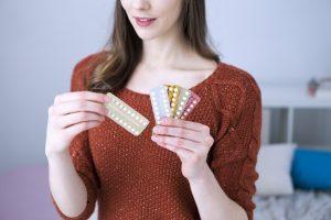 Skin Friendly Birth Control Pills