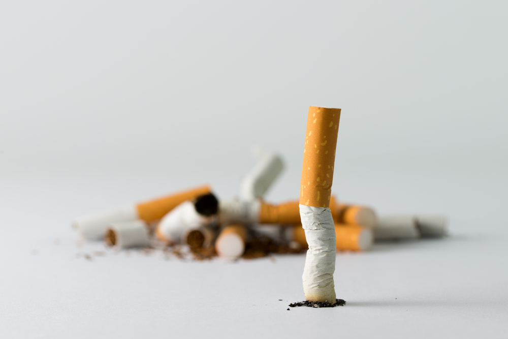The most effective way to quit smoking