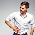 Get relief from abdominal pain due to constipation