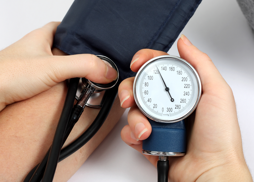 The cause of high blood pressure and tips to lower it