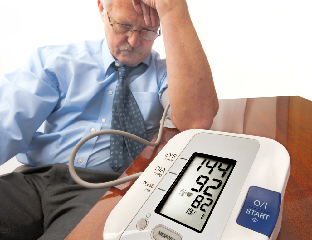 Cause, prevention & treatment of high blood pressure