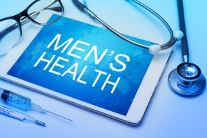 New Year's Resolutions for Men's Health