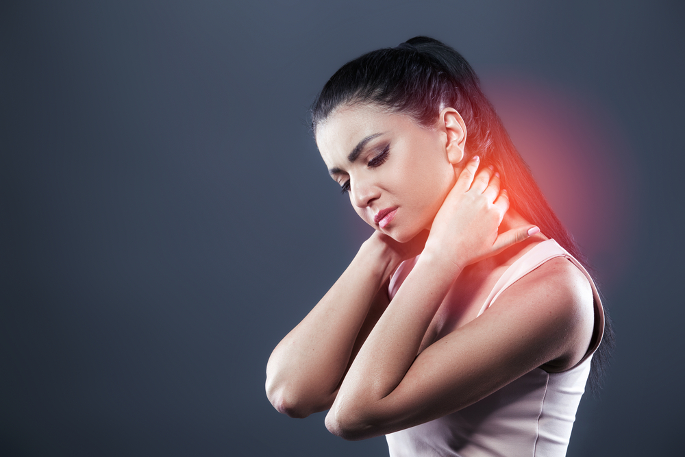 Here is how you can get rid of neck pain fast