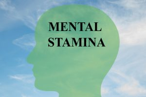 Tips for building mental stamina