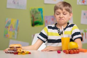 Worried about your child's eating habits? Act Now!
