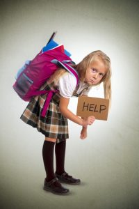 6 Ways to Avoid Kids' Backpack Pain
