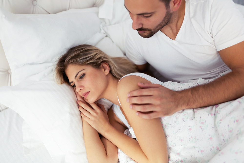 5 Reasons You're Having Less Sex