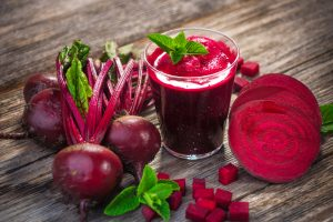 Beetroot Juice to Control High Blood Pressure