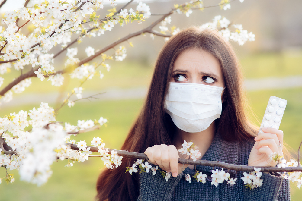 Tips to Fight Allergies and Look Beautiful