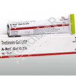 A-Ret Gel 0.05 for Healthy Skin