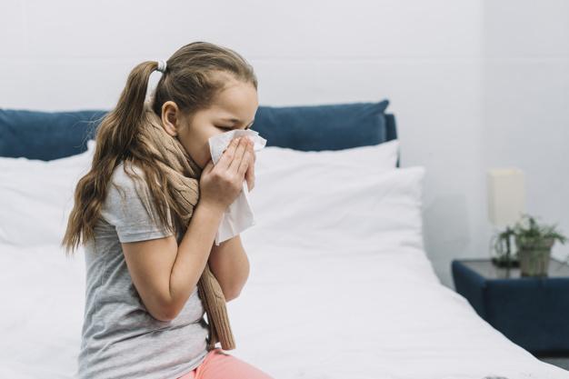 allergies in kids