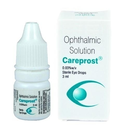 careprost ophthalmic solution