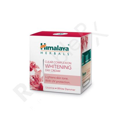 Clear Complexion Whitening Day Cream (Himalaya) 50gm