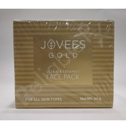 Jovees Gold Ultra Radiance Face Pack 50 gm