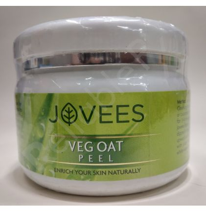 Jovees Veg Oat Peel Enrich Your Skin Naturally 100 gm