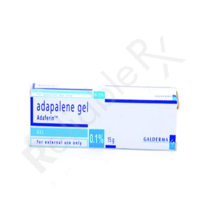 Adaferin Gel 0.1% (15gm)