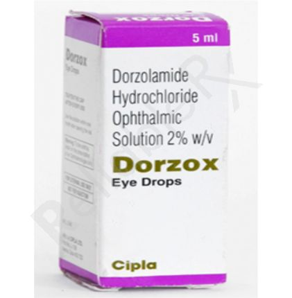 Dorzox Eye Drop - 2% (5 ml)