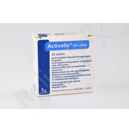 Activelle (1+0.5)mg