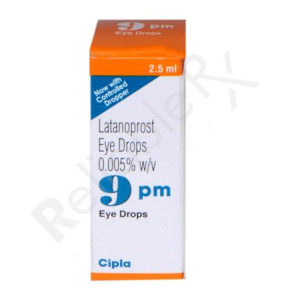 9 PM Eye Drop - 2.5ml (0.005%)